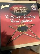 Afl - Official Afl 1996 Centenary Footy Card Collection Cards Mint 248 Cards