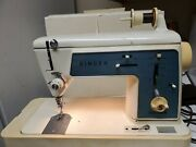 Singer Touch And Sew Special Zig-zag Model 638 Sewing Machine