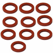 10pc For Yamaha Outboard Lower Unit Oil Drain Gasket 90430-08020-00 90430-08003