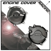 Motor Engine Cover Guard Case Racing Protector For Ducati 959 Panigale 16-19