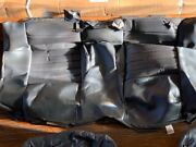 2004-2008 Mustang Seat Covers-partial -front Drivers Top And Rear Seat Lower