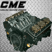 1987-1991 Chevy Marine 4.3l V6 Stock Replacement Rebuilt Longblock Crate Engine