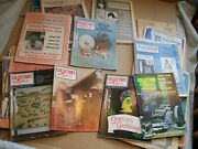 Lot Of Vintage Collectors World Magazines/newspapers 1970s