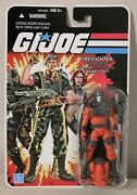Gi Joe 25th Firefighter Barbecue Brand New Canadian Card