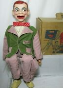1950s Jerry Mahoney Ventriloquist Dummy Puppet Doll Paul Winchell