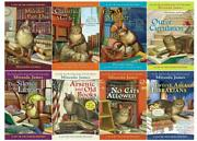 Cat In The Stacks Mystery Series By Miranda James Paperback Set Of Books 1-8