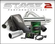 Edge Products Cts3 Tuner Jammer Dry Cold Air Intake 4 Exhaust 01-04 Duramax