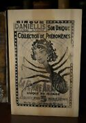 Rustic Pine Sign Circus Sideshow Poster Spider Woman