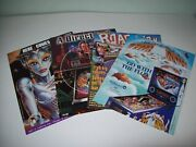 Pinball Flyers 4 White Water Road Show Dirty Harry The Machine Bride Of Pinbot