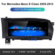 Android Car Gps Video Wifi Auto Unit Wireless Carplay For Mercedes Benz S Class