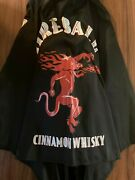 7and039x 6 Fireball Whiskey Porch Umbrella With Base