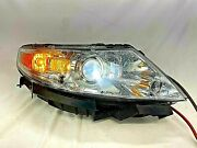 ✅ 09 10 11 12 Lincoln Mks Xenon Hid Complete Afs Headlight Right Passenger Oem