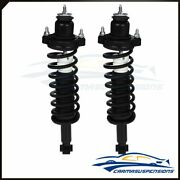 Complete Strut Assembly For 2008-2010 Mitsubishi Lancer Rear With Spring And Mount