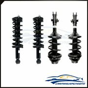 Complete Shock And Strut Assembly For 2003-04 Subaru Legacy With Spring And Mount