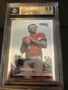 🔥 Kyler Murray 2019 Donruss Silver Press Proof Rated Rookie Rc /100 Ssp Bgs 9.5