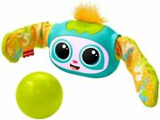 Fisher-price Rollinand039 Rovee Interactive Activity Toy With Music Lights And Learn