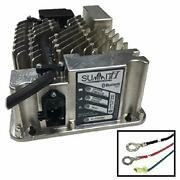 Lester Summit Series Ii Battery Charger 650w 36/48v, 5/16-in Ring Terminals