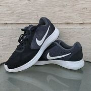 Nike Revolution 3 Womens Size 6color Black . Used Normal. Good Condition