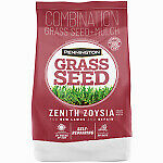 Pennington Seed 100532366 Zenith Zoysia Grass Seed And Mulch 5-lbs. - Quantity