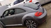 Rear Clip Circle Towing Eye Hole In Bumper Cover Fits 12-16 Beetle 381296
