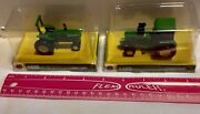 2 John Deere, Tractor 4020, 4450 Ertl Iron, Collection Edition, Sealed, Farm Toy