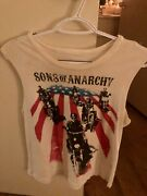 Sons Of Anarchy Autograph Signed T-shirt