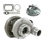 Rct Stock Replacement Turbo/new Vgt Actuator/billet Wheel 13-18 6.7l Cummins Candc