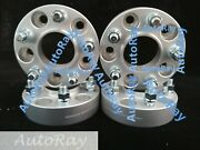4 Pcs Forged 5x114.3 Wheel Spacers For Ford Falcon Pre Au To Au Onward 35mm