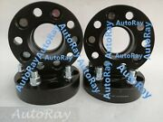 4pcs Forged 5x114.3 Wheel Spacers For Ford Falcon Pre Au To Au Onward 35mm 5stud
