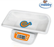 Baby Scales Mebby Baby And Child Rubber Surface Lcd Display 44lbs 20kg