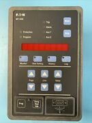 Eaton 66d2205g01 Mp3000 Protective Relay Control Panel Mp3010 Reconditioned