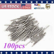 100x T316 Stainless Steel Swage Lag Screw Stud Thread Fitting 1/8 Cable Railing