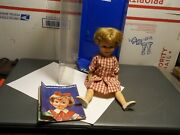 1970's Deluxe Reading Penny Brite Doll Mint In Case