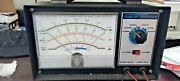 Micronta Tune Up Analyzer With Original Manual V8 V6 4cyl Dwell Points Amps