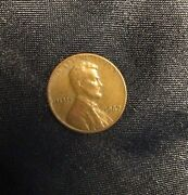 1967 Lincoln Penny No Mint Markandnbsp