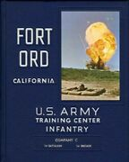 Us Army Yearbook Reprint 1967 Fort Ord Co C 1st Battalion 1st Brigadeandnbsp