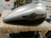 Harley Davidson 2003 100th Anniversary Flstci Fuel Tank Small Imperfections Used
