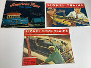 Lionel Trains Catalog 19331934 American Flyer Wide Guave 1971
