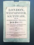 Sidney Hall / Guide Through London And The Surrounding Villages 1821