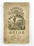 William Macleod / Harperand039s New York And Erie Rail-road Guide Book Containing