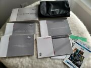 2015 Nissan Altima Owners Manual W/ Books And Case Complete