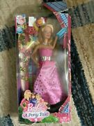 2012 Brand New Barbie And Her Sisters In A Pony Tale Barbie Doll