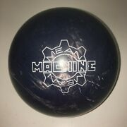 New 15 Track Mean Machine Bowling Ball 2nd Rare Last One Free Shipping