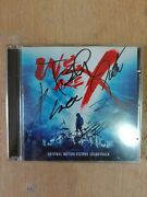 X Japan - We Are X - Orginal Motion Picture Soundtrack Cd Fully Signed