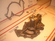 65 66 67 Cadillac 429ci Water Pump With Serpentine Gaskets - 2 Hose 3 Outlet