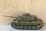 Unimax Tank - 2003 - Die-cast - Rubber Track - Approx 9 Length - Usmc