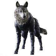 Metal Gear Solid V The Phantom Pain Play Arts Kai Action Figure D-dog 11 Cm Enix