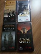2015 2016 2017 2018 Official Anzac Albums And Display Folders