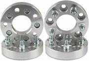 5x4.5 To 5x4.75 Wheel Adapters 1.25 Inch Known As 5x114.3 To 5x120 12x1.5 Stud