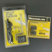 Woodland Scenics Subterrain Hot Wire Foam Cutter, Bow And Guide St1435 St1437